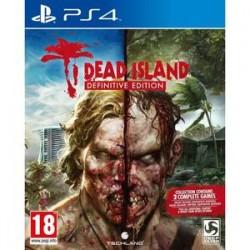 Playstation 4 dead island définitive edition