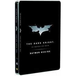 SUPER HEROS The dark knight (steelbook)