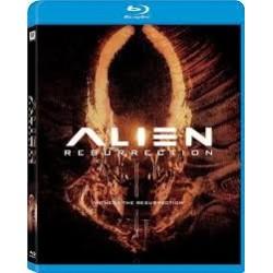 Science fiction Alien la résurrection