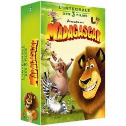 Dessins animés Madagascar (trilogie)