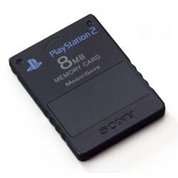 Playstation 2 Carte mémoire ps2