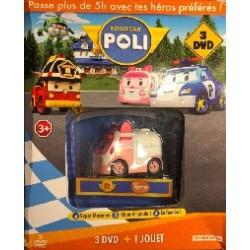 Animation Robocar poli (DVD et jouet)