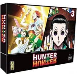 MANGA HUNTER X vol 3 collector