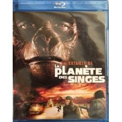 Science fiction La planète des singes (la bataille)
