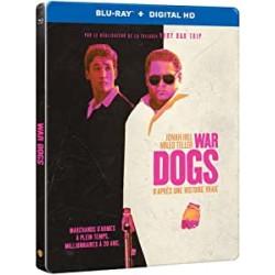 Thriller et suspense War dogs steelbook