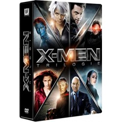 Science fiction X-Men trilogie (steelbook)