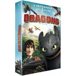 jEUNESSE dragons 1 et 2