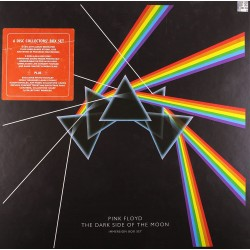 CONCERT - COMÉDIE MUSICALE Pink floyd the dark side of the moon (coffret Bluray et DVD collector)