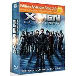 Science fiction X-men la trilogie (édition ultime)