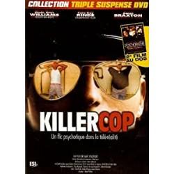 ACTION Killer cop +the fist revenge (2 films)