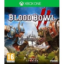 XBox One  BLOOD BOWL