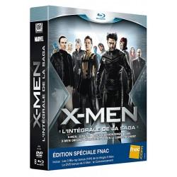 Science fiction X-men l'intégrale de la saga