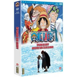 Manga One piece (épisode de luffy)