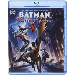 SUPER HEROS Batman harley quinn