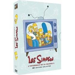 Série Les simpson (coffret collector S2)