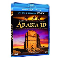 Blu Ray arabia 3D