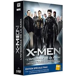 Science fiction X-Men l'intégrale de la saison