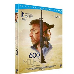 Blu Ray 600 MILES