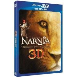 BLU-RAY 3D Le monde de Narnia 3D