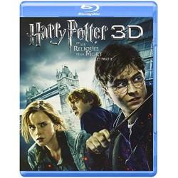 Blu Ray Harry potter et les reliques de la mort 3D