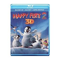 Blu Ray HAPPY FEET 2 3D