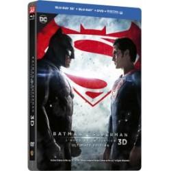 Blu Ray Batman v superman 3D (steelbook)