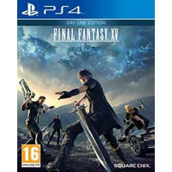Playstation 4 FINAL FANTASY XV