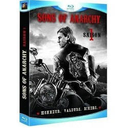 Série Sons of anarchy (saison 1)