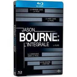 Thriller et suspense Jason bourne (l'intégrale) steelbook