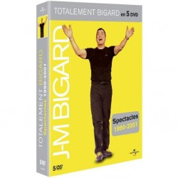 spectacle BIGARD totalement