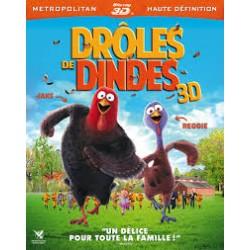 Blu Ray Drôle de dinde 3D