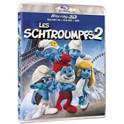 BLU-RAY 3D Les schtroumpfs 2 3D