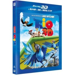 Blu Ray RIO 3D