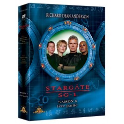 Science fiction Stargate SG1 saison 6 partie 1
