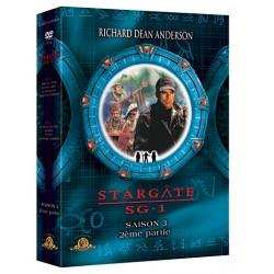 Science fiction Stargate SG 1 saison 3 partie 2