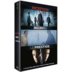 Science fiction Inception Insomnia Le prestige