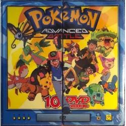 MANGA Pokémon advanced batle (introuvable)