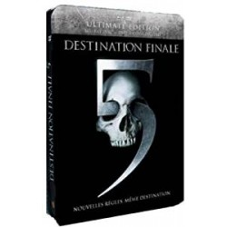 Steelbook Destination finale 5 (steelbook)