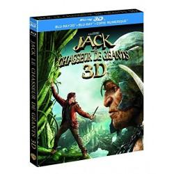 BLU-RAY 3D Jack le chasseur de géants 3D