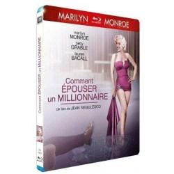 Blu Ray Comment épouser un millionnaire