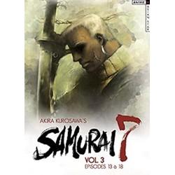 MANGA Samurai 7 (vol 3)