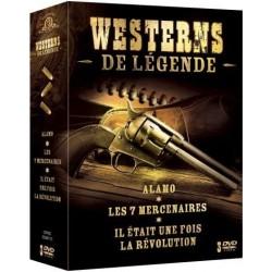 WESTERN westerns de légende