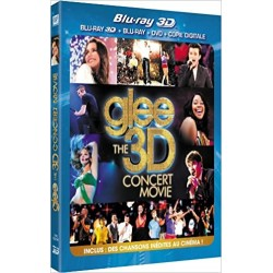 CONCERT - COMÉDIE MUSICALE Glee the 3D
