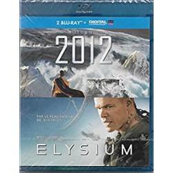 Blu Ray 2012 + Elysium