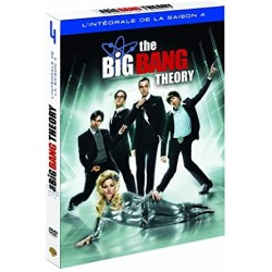 Série The big bang theory (saison 4)