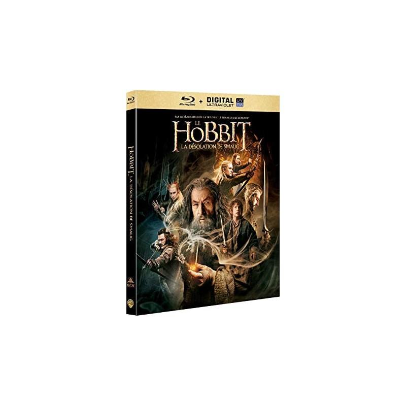 Blu Ray Le hobbit la désolation de smaug