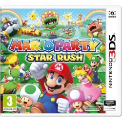 Jeux Vidéo MARIO PARTY star rush