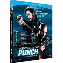 Blu Ray WELCOME TO THE PUNCH