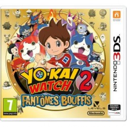 Nintendo 3DS YO-KAI WATCH 2 fantomes bouffis