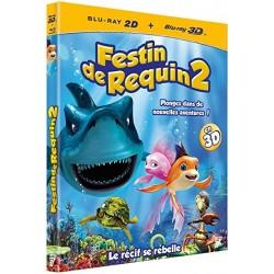 Blu Ray Festin de requins 3D
